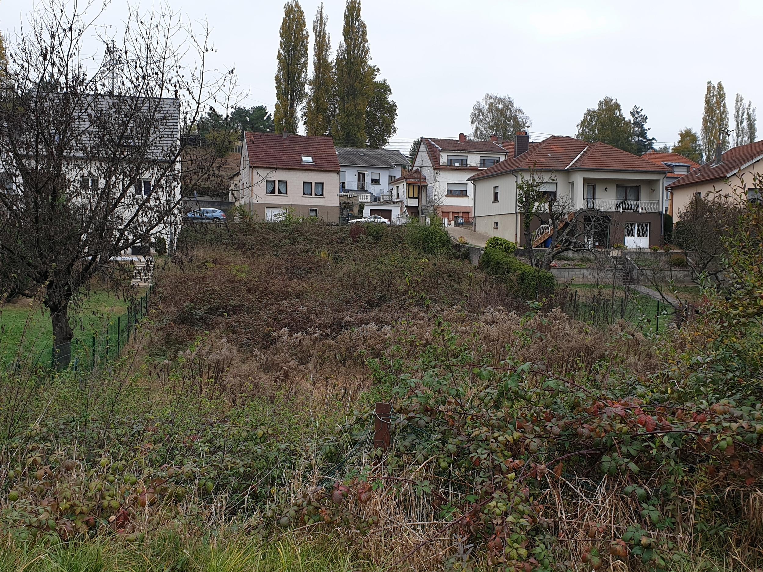 vente terrain Forbach Forbach 57600