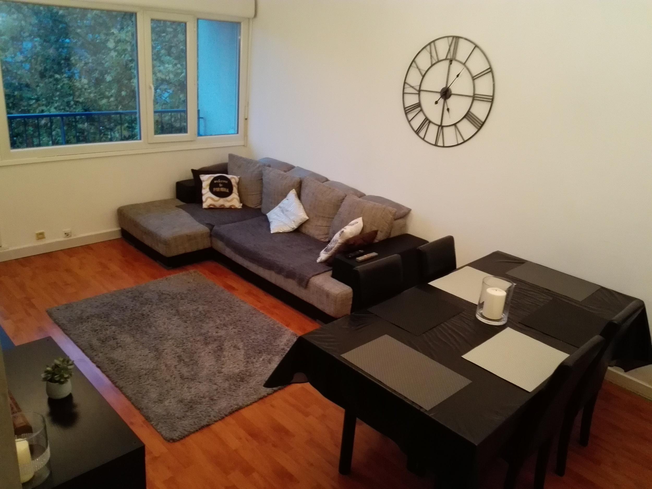 vente Appartement 3 pièces Gagny 93220