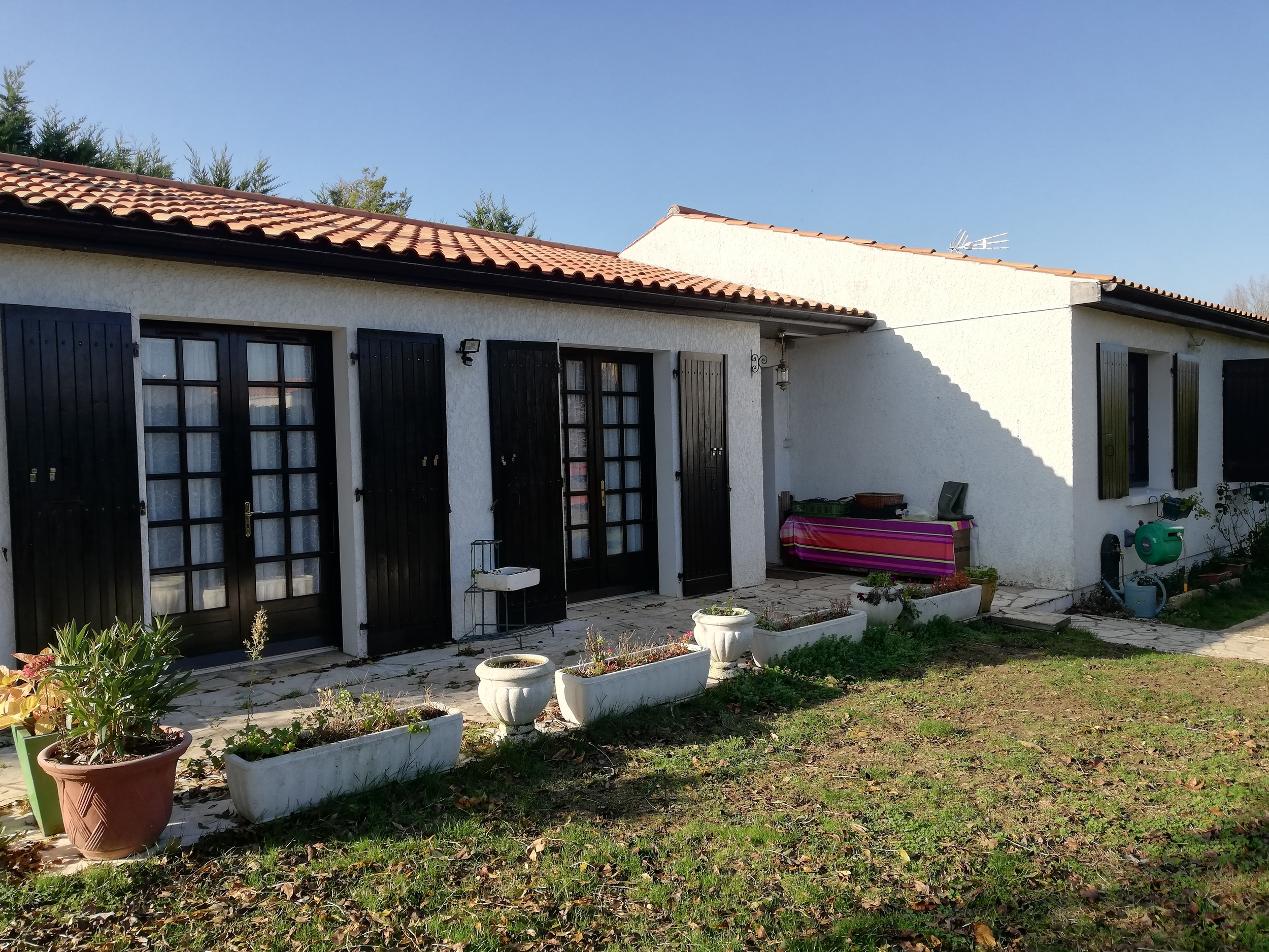 vente maison/villa 6 pièces Yves 17340
