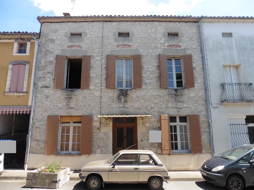 vente maison/villa 5 pièces Monbahus 47290