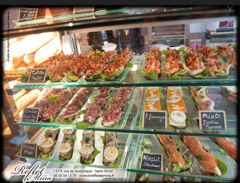 Restauration rapide - sandwicherie - Saladerie - Restauration Rapide