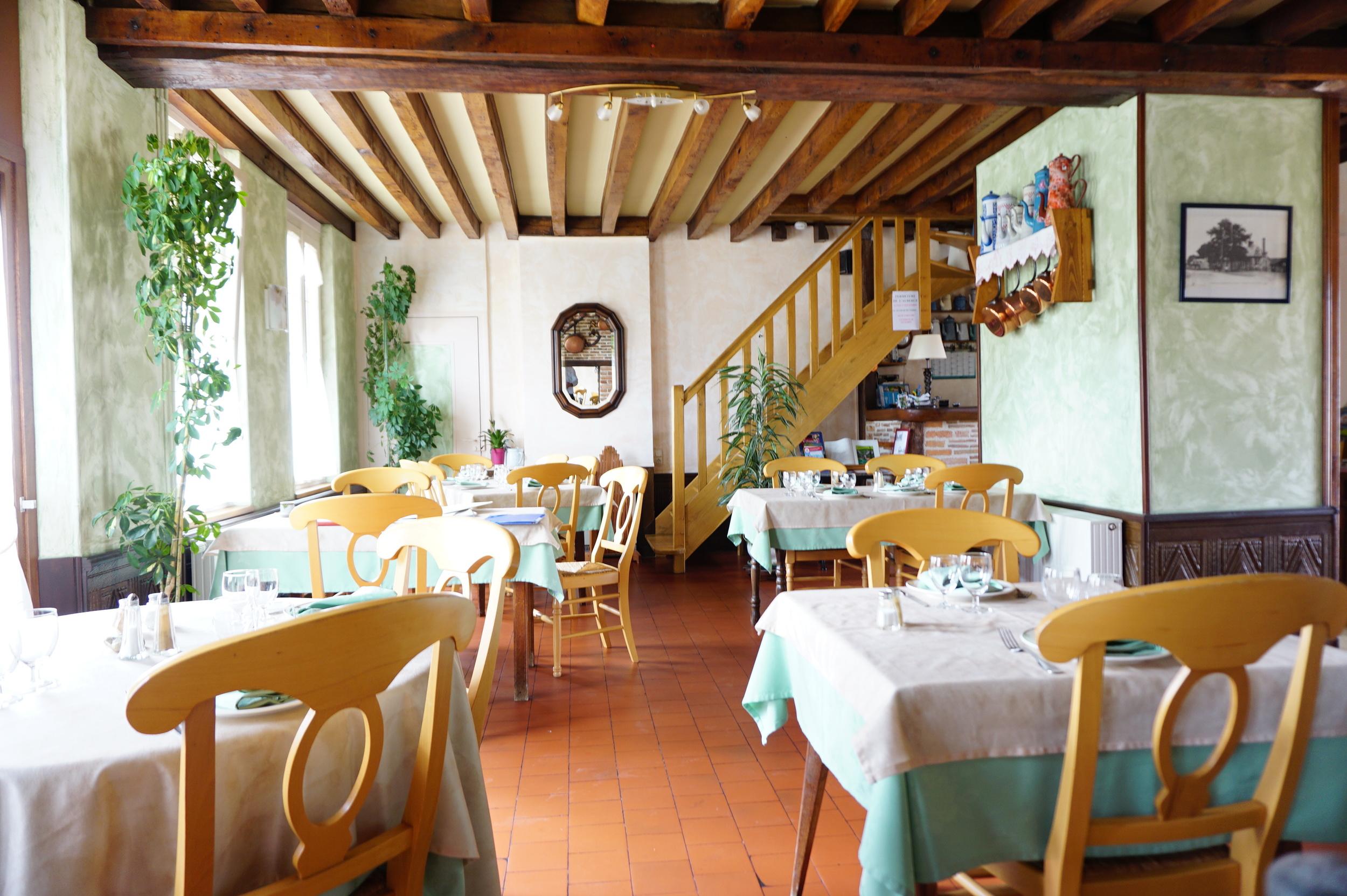 RESTAURANT au coeur de la Sologne - Restaurant